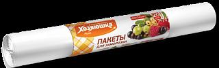 """Пакет для хранения и замораживания продуктов """"ХОЗЯЮШКА Мила"""" 6 л., 20шт 232-071/09010"""