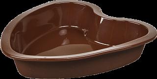 Форма для запекания 22 см силикон Q2101 (60) Cioccolata 24246