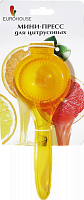 Мини-пресс для цитрусовых 22*7,5см пластик 6/72 (8608 из короба 6/72)