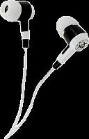 Внутриканальные наушники SmartBuy® TOXIC, белые  (SBE-2710)