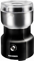 Кофемолка MAXIMA MCG-1602 черн.