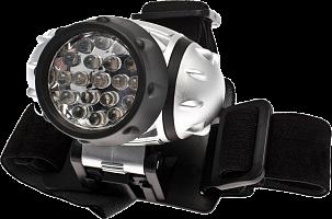 Фонарь налобный КОСМОС H14LED, 14*LED 3*AAA(R03), батарейки в комплекте
