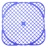Решетка для мойки универсальная 214 (50)/ПБ (214)