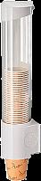 Держатель стаканов на винтах AEL белый