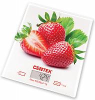 Весы кухонные Centek CT-2462 вишня