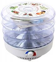 Сушилка Ветерок 500Вт.  д/овощей, фруктов, грибов (3поддона)