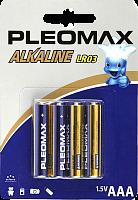 Элемент питания Samsung Pleomax LR03-4BL