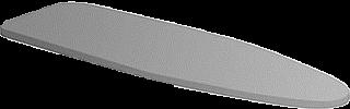 Чехол  тефл. д/гл-й доски,125*47см, тефл,fibretex на мет сетке, р-р L,СF-32, трехслойные,11977 1/10