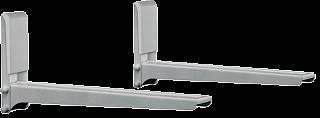 Кронштейн для СВЧ Holder MWS-2005 металлик
