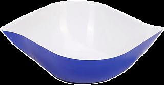 """Салатник двухцветный """"Estel"""" 1,5л (синий) (двухцветное литье) 218-262 10610000 ИК"""
