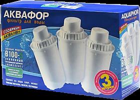 Кассета к фильтру Аквафор В100-5 ( 3  шт в упаковке )