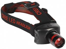 Светодиодный налобный фонарь 51 Smartbuy, CREE XP-E черный (SBF-51-K)/100