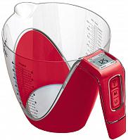 Весы кухонные Viconte VC-518 (Стакан) красный