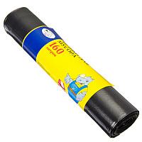 Мешки для мусора 160л, 10шт, 25 микрон,МУЛЬТИПЛАСТ арт.020752/960041 449-005