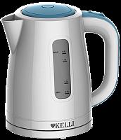Пластмассовый электрический чайник 1.8л KL-1318 (1x8)