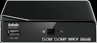 Цифровой ресивер BBK SMP 015 HDT2