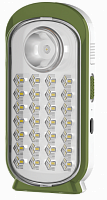Фонарь светильник аккумуляторный КОСМОС 126LED, 28+1 LED, 4V4Ah, шнур для подзарядки