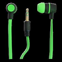 Наушники MP3 SWEET MELODY техупаковка зеленые