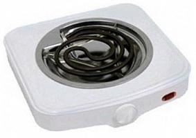 Плитка без упаковки электрическая ЭПТ-1МВ (08), Гомель/Пскова, 1 кВт, чаша из нерж.стали