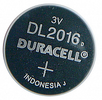 Элемент питания без упаковки  Duracell CR2016