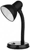 Настольный без упаковки светильник DL309 цвет: чёрный, Спутник