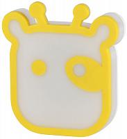 Ночник без упаковки ЭРА NN-626-LS-Y желтый