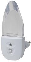 Ночник без упаковки ЭРА NN-618-LS-W белый