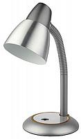 ЭРА наст.без упаковки светильник N-115-E27-40W-GY серый