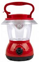 Аккумуляторный без упаковки кемпинговый фонарь 12 SMD, красный (SBF-30-R)/40