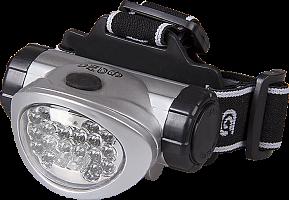 Фонарь без упаковки КОСМОС светодиодный, аккумуляторный ЭКОНОМИК 9105 1*5W LED, зарядка 220