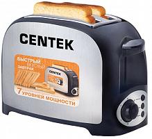 Тостер Centek СТ-1421 (черный) 750 Вт,