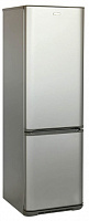 Холодильник с No Frost  Бирюса М360 NF  металлик