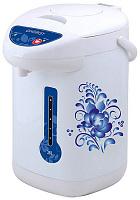602 Термопот ENERGY TP-602, 280026 синие цветы, 750 Вт, 3,8 л (в уп. 6 шт)