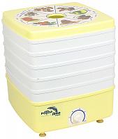 Сушилка для овощей и фруктов Ротор-Дива-Люкс СШ-010, 5 поддонов, вент, 600Вт,цвет.упак