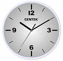 Часы настенные Centek СТ-7102 White (белый)