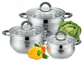 LR02-92 Набор посуды LARA Bell