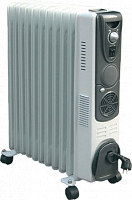 Радиатор масляный VES TRG 9 GP, турбо