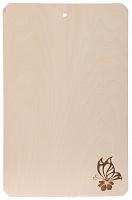 851-130 Доска разделочная фанера, 45x30x0,8см, 0090021/Д01029, дизайн GC