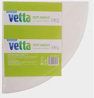438-101 Пергамент для круглых форм 5 листов VETTA , d36см, п/эт пакет, бумажная этикетка