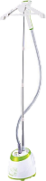 Отпариватель для одежды ENDEVER ODYSSEY  Q-104, производительность пара 30 г/мин,  мощность 1500W, напряжение 220V-50Hz, емкость бака 1900 мл, цвет корпуса зеленый, 2 шт/уп