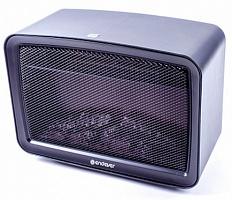 Электрический камин Endever Flame 02, черный