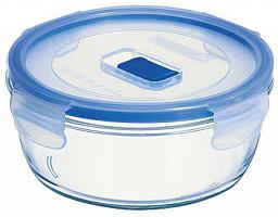 Контейнер д/хранения  продук. 420 мл с кр. круглый PURE BOX ACTIVE J5636