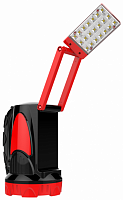 Фонарь аккумуляторный светодиодный AFP861-5W, Спутник