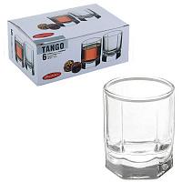 818-721 Набор стопок PASABAHCE  6шт для водки 65мл Танго 42294