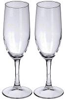 878-361 Набор бокалов для шампанского PASABAHCE  Classique, 2 шт, 250мл, арт.440335B