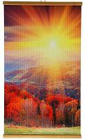 Электрообогреватель наст. «Домашний очаг» Осенний лес  ТУ 3468-002-75669324