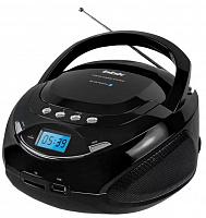 Аудиомагнитолы BBK BS09BT черн/металлик