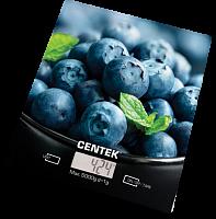 Весы кухонные Centek CT-2462 голубика