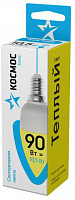 Светодиодная лампа КОСМОС BASIC CN 10.5W 220V E14 3000K