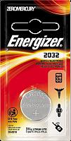 2032 Energizer Miniatures lithium CR 2032 FSB 4BLэлемент питания